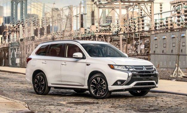 Mitsubishi Outlander Reviews Price Photos And Specs Car Driver