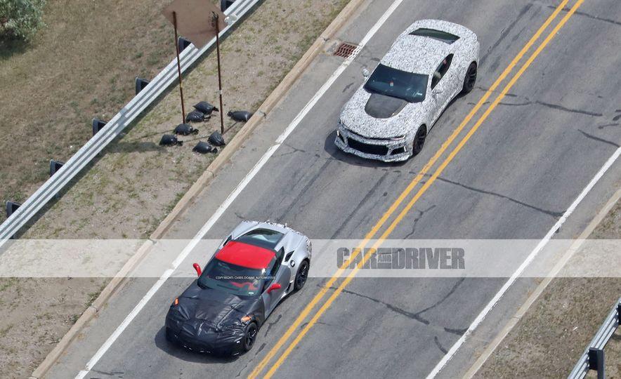 2018 Chevrolet Corvette ZR1 (spy photo) - Slide 13