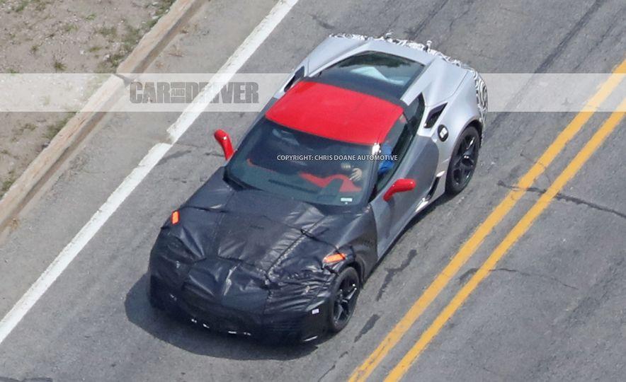 2018 Chevrolet Corvette ZR1 (spy photo) - Slide 19