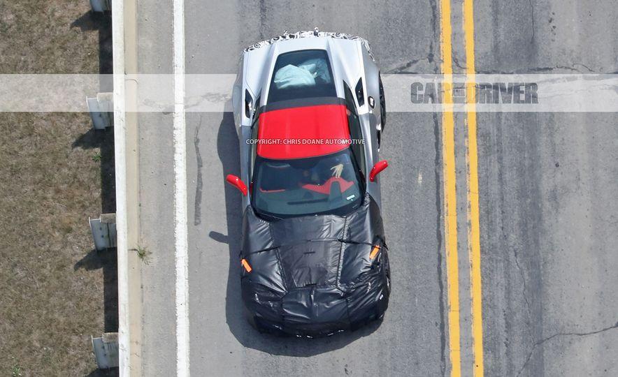 2018 Chevrolet Corvette ZR1 (spy photo) - Slide 22