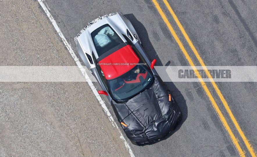 2018 Chevrolet Corvette ZR1 (spy photo) - Slide 23