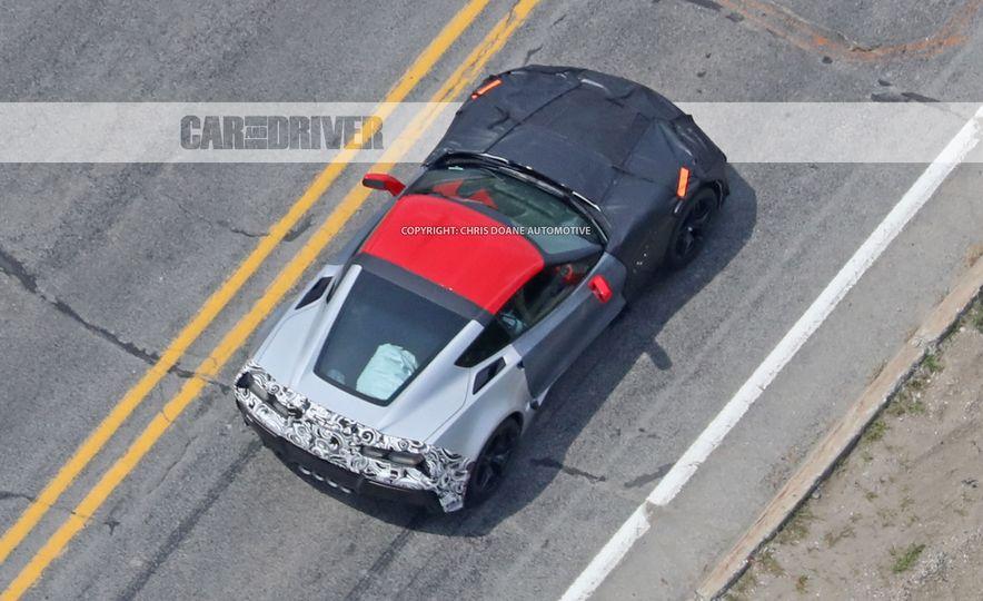 2018 Chevrolet Corvette ZR1 (spy photo) - Slide 32