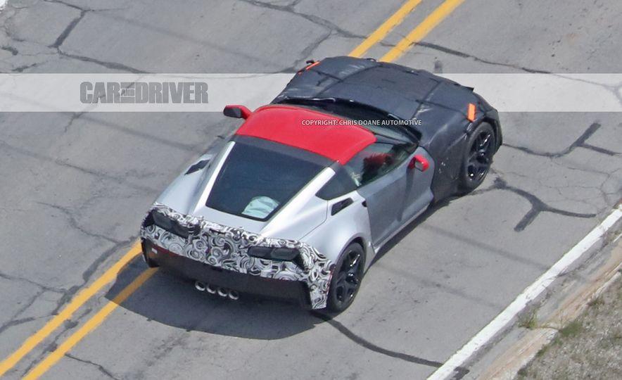 2018 Chevrolet Corvette ZR1 (spy photo) - Slide 33