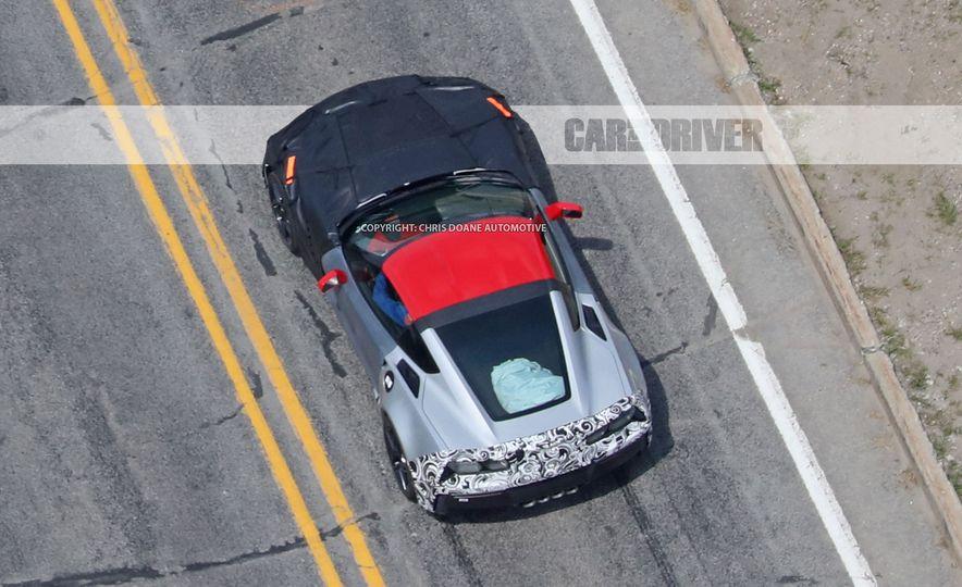 2018 Chevrolet Corvette ZR1 (spy photo) - Slide 34