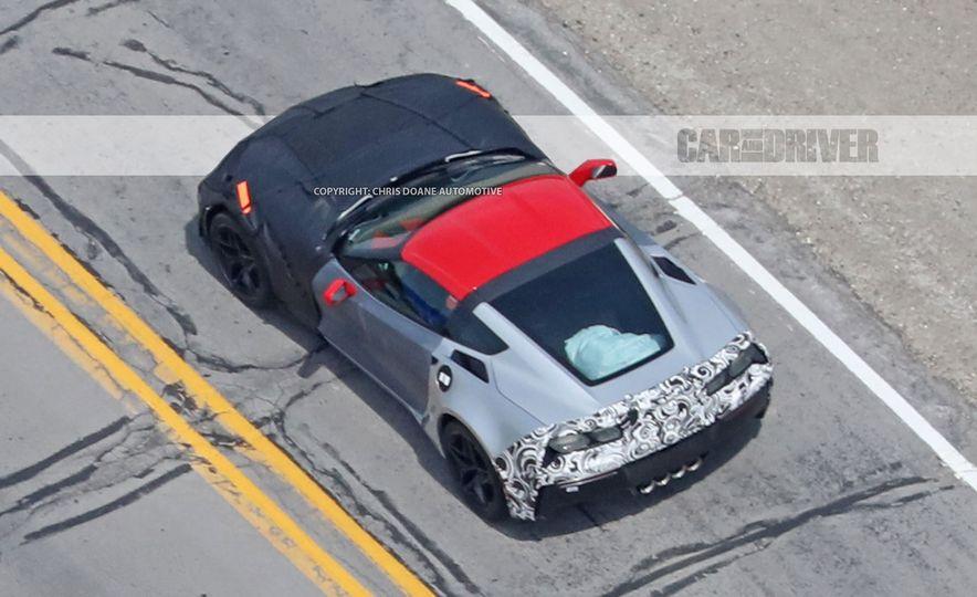2018 Chevrolet Corvette ZR1 (spy photo) - Slide 35
