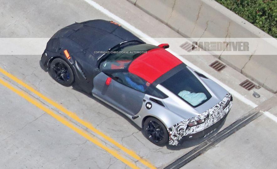 2018 Chevrolet Corvette ZR1 (spy photo) - Slide 38