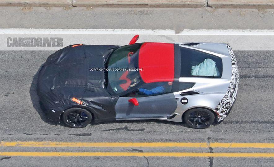 2018 Chevrolet Corvette ZR1 (spy photo) - Slide 42