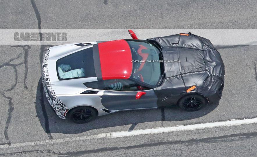 2018 Chevrolet Corvette ZR1 (spy photo) - Slide 48