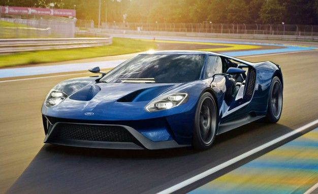 Seven Out Of  New Ford Gts Are Going To Previous Gt Owners News Car And Driver