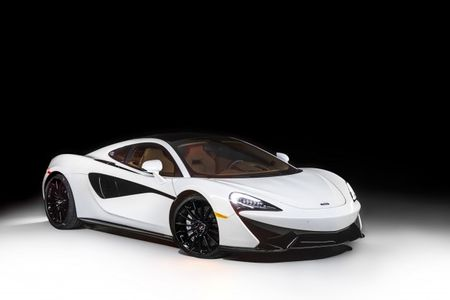 MSO So Good: McLaren 570GT by MSO Concept to Grace Pebble Beach Lawn