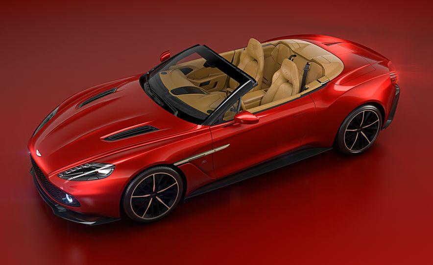 Aston Martin Vanquish Zagato Volante - Slide 2