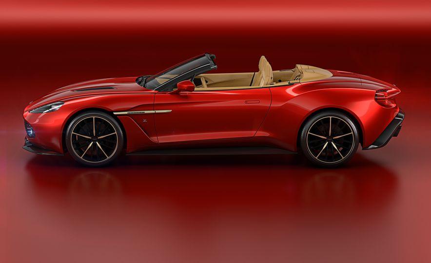 Aston Martin Vanquish Zagato Volante - Slide 4