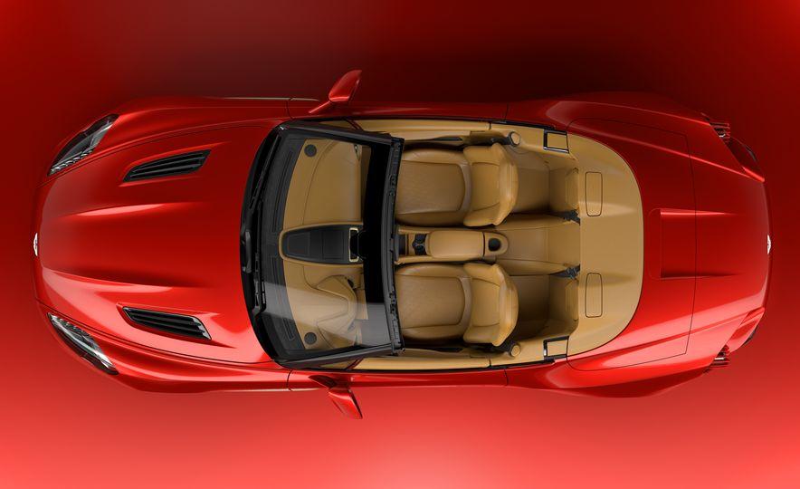Aston Martin Vanquish Zagato Volante - Slide 6