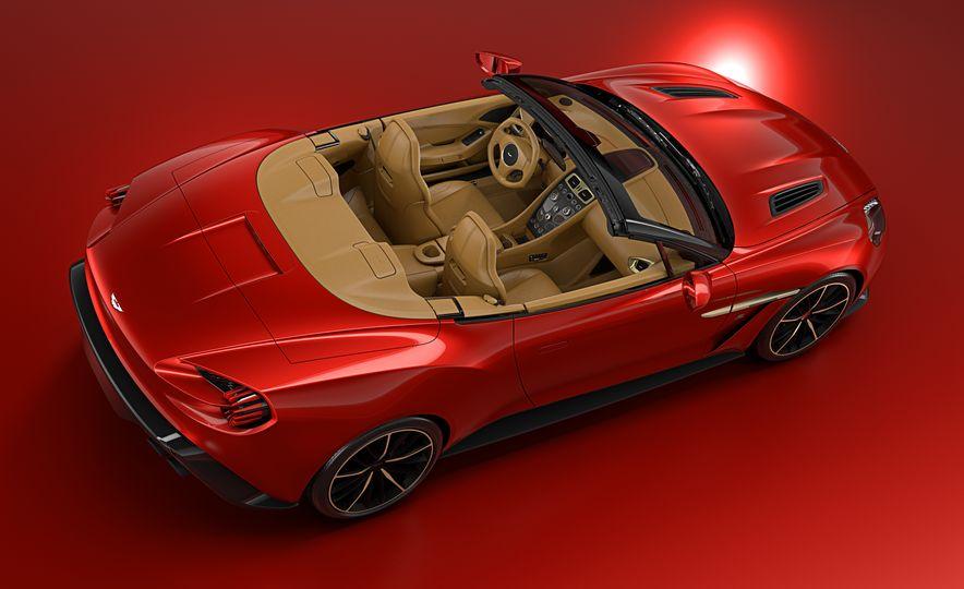 Aston Martin Vanquish Zagato Volante - Slide 9