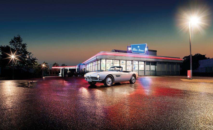 BMW 507 - Slide 1