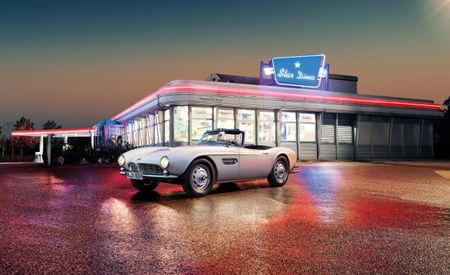Elvis Presley's BMW 507, Completely Restored, to Swivel Its Hips at Pebble Beach