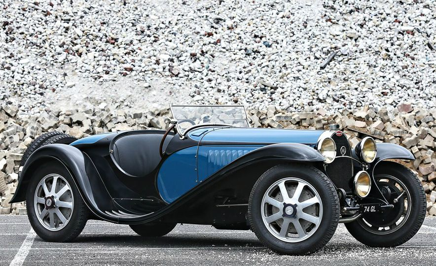 The 10 Most Expensive Cars Sold at the 2016 Monterey Auctions, Day 4 - Slide 18