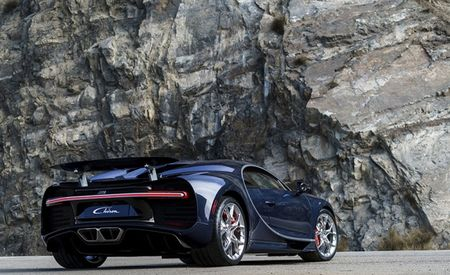 Bugatti Has Sold the First 200 Chirons