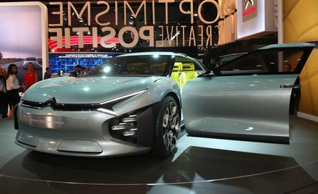 See and Experience the Citroen CXperience Concept at the Paris Auto Show