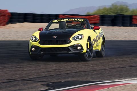 Fiat Offers Free Track Days To Buyers Of Abarth Models News Car