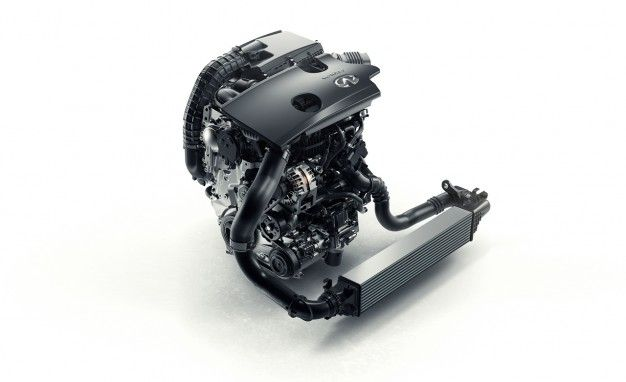 Variable Compression Ratio Coming to New Infiniti Four-Cylinder Turbo
