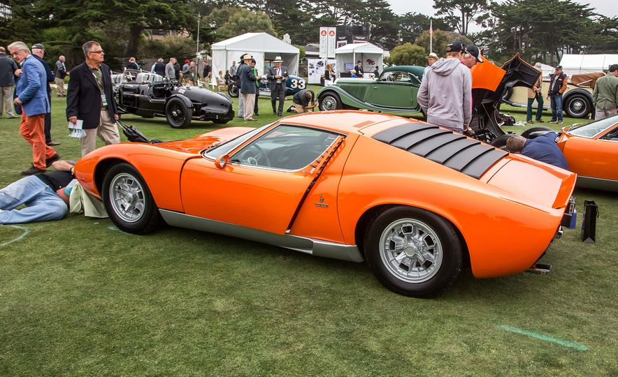 Editors' Picks: Our Favorites from the 2016 Pebble Beach Concours d'Elegance - Slide 25