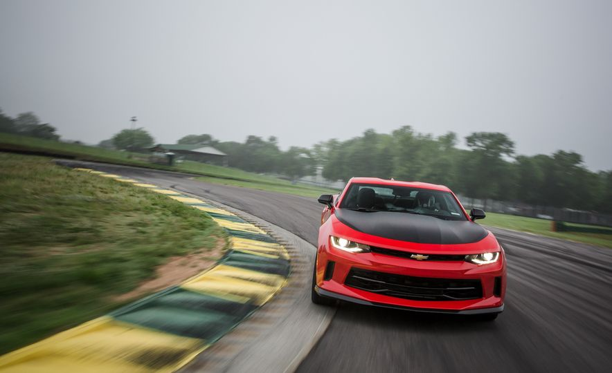 Lightning Lap 2016: The Year's Fastest Street Cars on America's Toughest Track - Slide 10