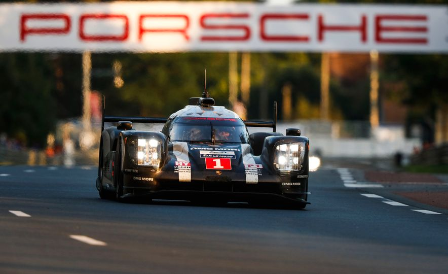 How to Win at Le Mans, Porsche 919 Style - Slide 7