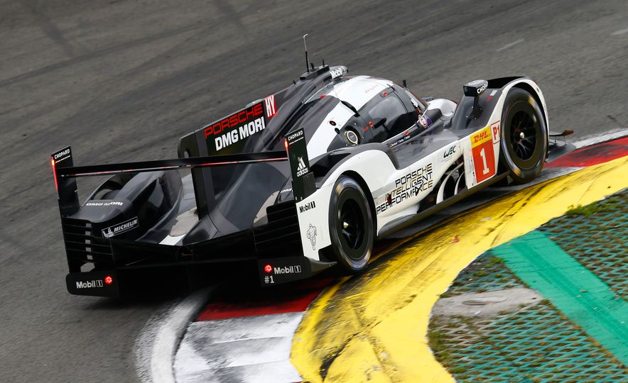 How to Win at Le Mans, Porsche 919 Style - Slide 4
