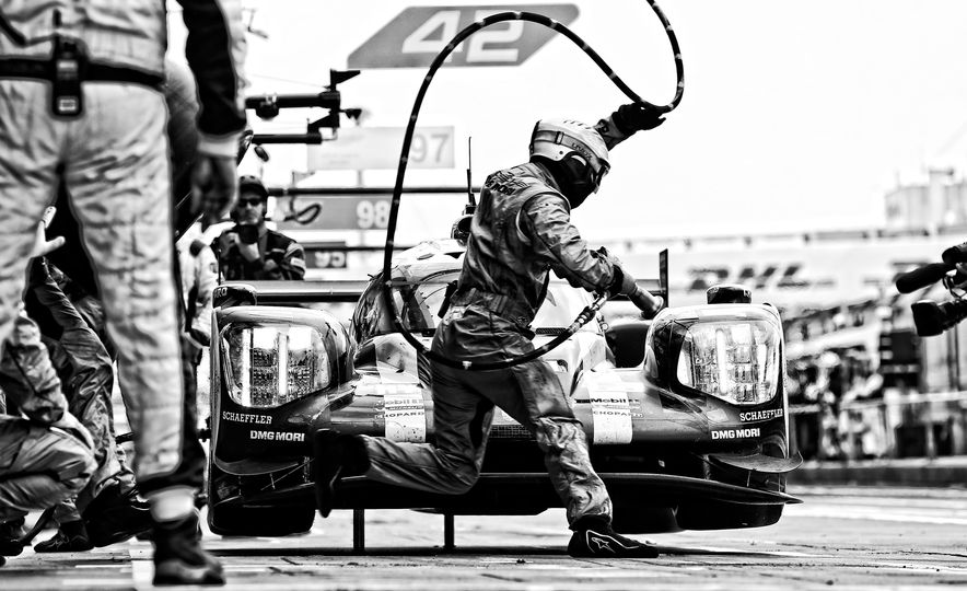 How to Win at Le Mans, Porsche 919 Style - Slide 8