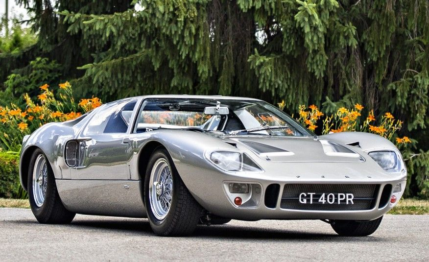 All the Money: The Top 25 Most Expensive Cars Sold at the 2016 Monterey Auctions - Slide 28