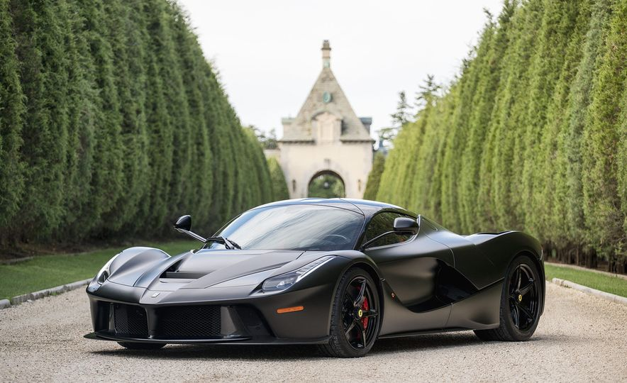 The 10 Most Expensive Cars Sold at the 2016 Monterey Auctions, Day 3 - Slide 10