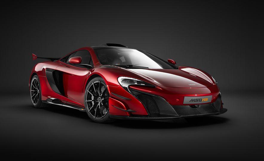 McLaren MSO HS - Slide 1
