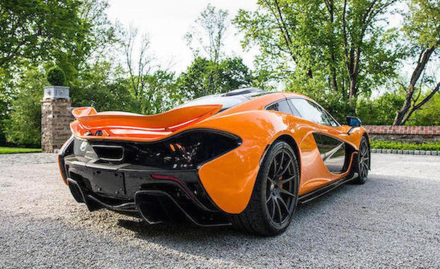 The 10 Most Expensive Cars Sold at the 2016 Monterey Auctions, Day 2 - Slide 7