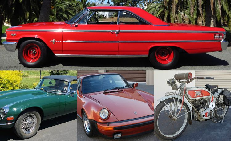 The 10 Most Expensive Cars Sold at the 2016 Monterey Auctions, Day 1
