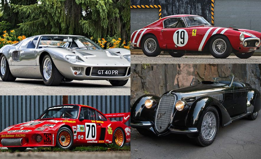 The 10 Most Expensive Cars Sold at the 2016 Monterey Auctions, Day 3 - Slide 1