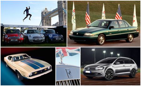 Chariots of Fire: 16 Olympic Special-Edition Cars That Went for the Gold