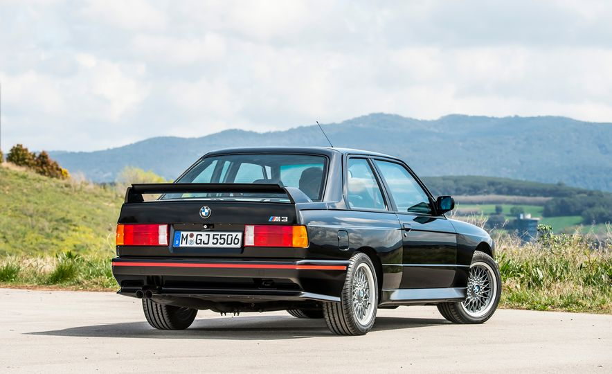 BMW M3 30th Anniversary: A Look Back at the Ultimate Ultimate Driving Machine - Slide 4