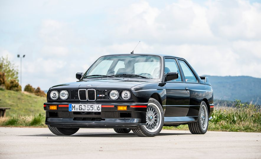 BMW M3 30th Anniversary: A Look Back at the Ultimate Ultimate Driving Machine - Slide 3