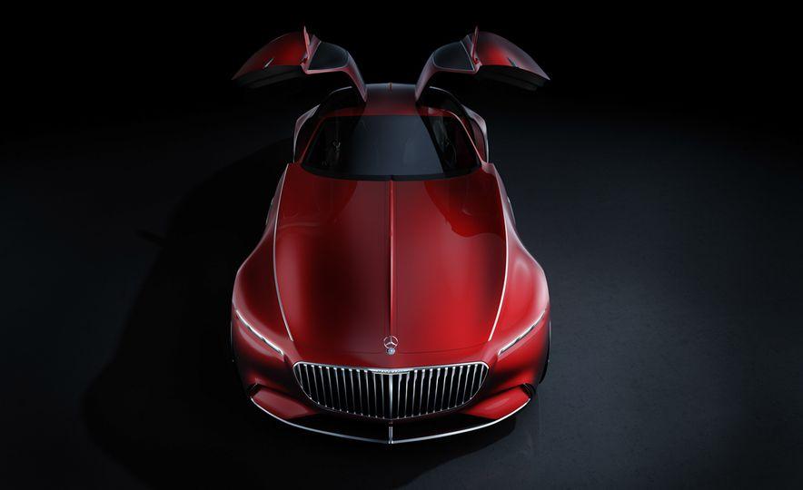 Vision Mercedes-Maybach 6 concept - Slide 4