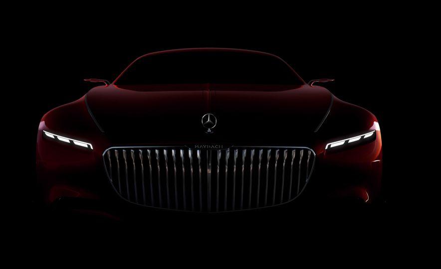 Vision Mercedes-Maybach 6 concept - Slide 5