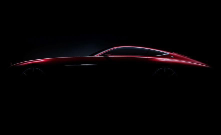 Vision Mercedes-Maybach 6 concept - Slide 6