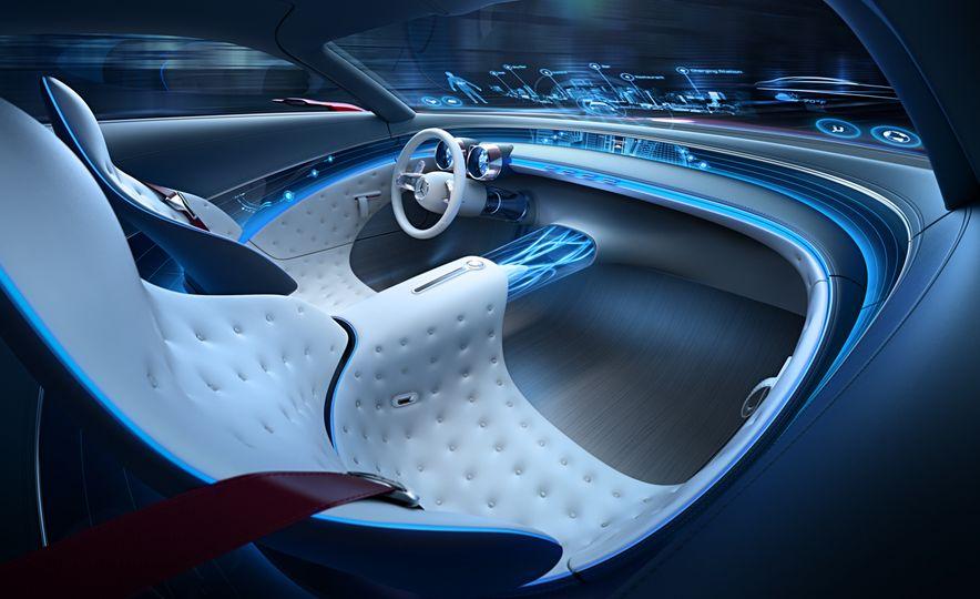 Vision Mercedes-Maybach 6 concept - Slide 7