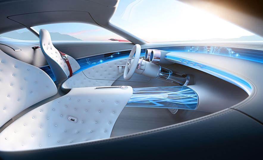 Vision Mercedes-Maybach 6 concept - Slide 9