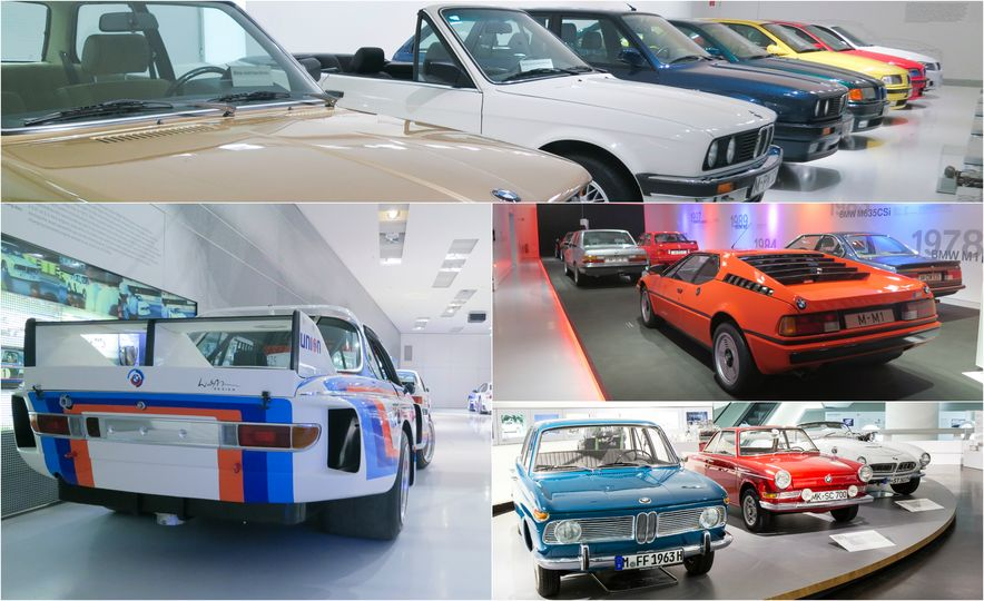 Munich Masterpieces: 18 Highlights from the BMW Museum - Slide 1