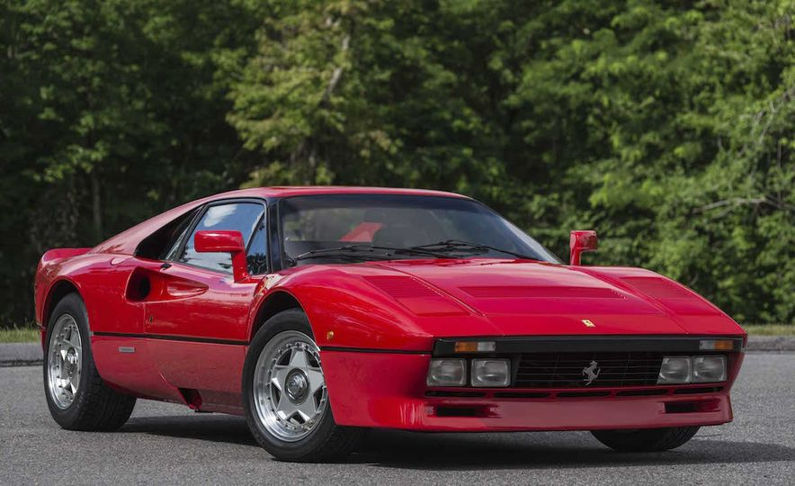 The 10 Most Expensive Cars Sold at the 2016 Monterey Auctions, Day 2 - Slide 8