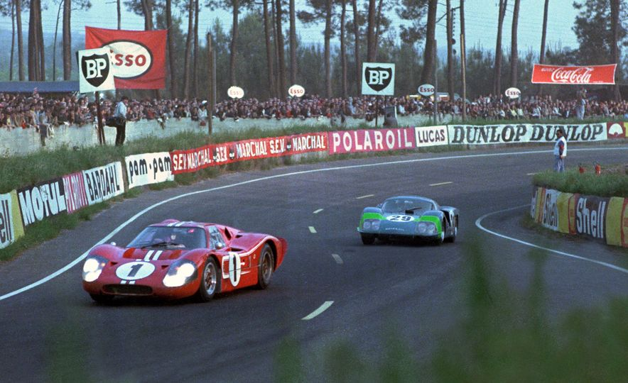 17 Vintage Ford GT40s Stampede into Pebble Beach! We Dive into Their Histories - Slide 39