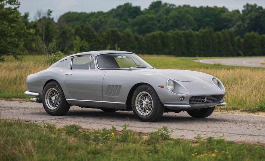 The 10 Most Expensive Cars Sold at the 2016 Monterey Auctions, Day 2 - Slide 2