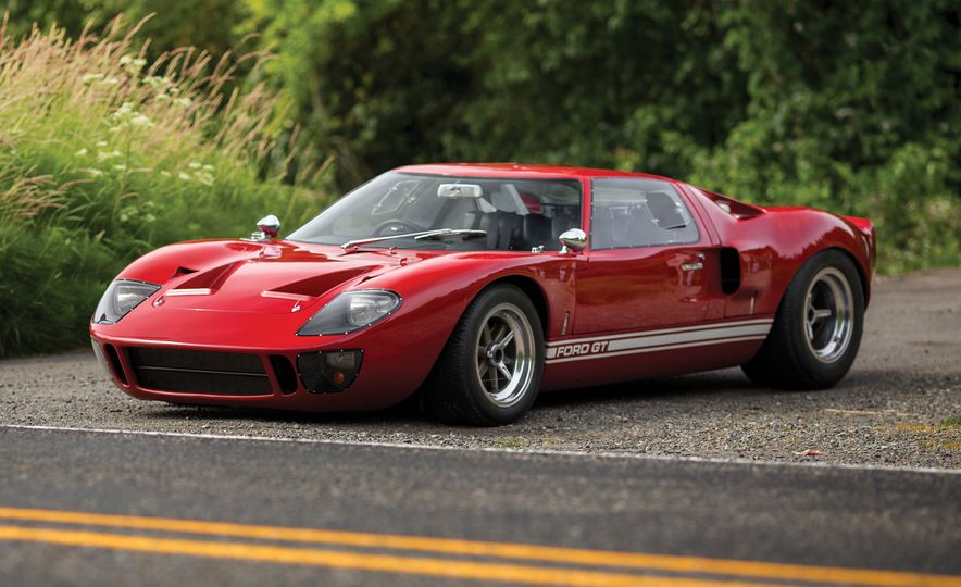 All the Money: The Top 25 Most Expensive Cars Sold at the 2016 Monterey Auctions - Slide 12