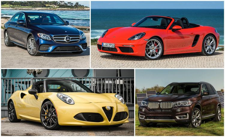 Four-Banger for Your Buck: The 10 Most Expensive Cars with Four-Cylinder Engines